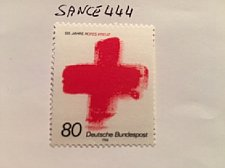 Buy Germany Red Cross mnh 1988