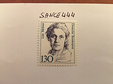 Buy Germany Women 130p mnh 1988