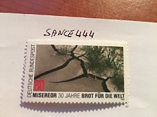 Buy Germany Misereor mnh 1989