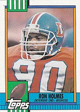 Buy Ron Holmes #31 - Broncos 1990 Topps Football Trading Card