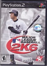 Buy Major League Baseball 2K6 - PlayStation 2, 2006 Video Game - COMPLETE - Very Good