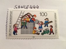 Buy Germany Children mnh 1989