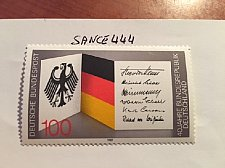 Buy Germany 40 years republic mnh 1989