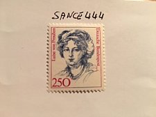 Buy Germany Women 250p mnh 1989