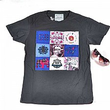 Buy Elvis Jesus designer new lady shirt L with tags