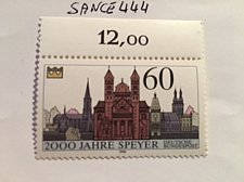 Buy Germany 2000 years Speyer mnh 1990