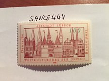 Buy Germany Lubeck mnh 1990