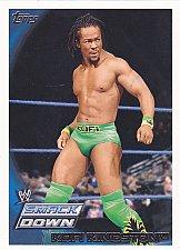 Buy Kofi Kingston - WWE 2010 Topps Wrestling Trading Card #23
