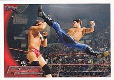 Buy Evan Bourne #57 - WWE 2010 Topps Wrestling Trading Card