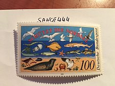 Buy Germany North sea protection mnh 1990