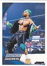 Buy JTG #13 - WWE 2010 Topps Wrestling Trading Card