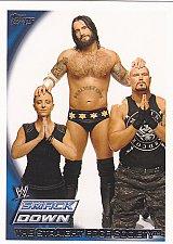 Buy Straight Edge Society #76 - WWE 2010 Topps Wrestling Trading Card