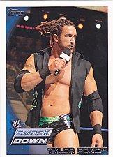 Buy Tyler Reks #33 - WWE 2010 Topps Wrestling Trading Card
