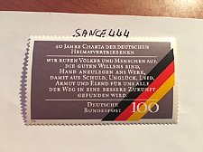 Buy Germany 40 years charta mnh 1990