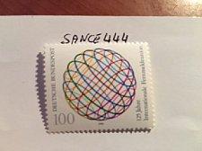 Buy Germany Telecommunication union mnh 1990