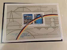 Buy Germany Opening of Berlin Wall s/s mnh 1990