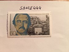Buy Germany H. Schliemann mnh 1990