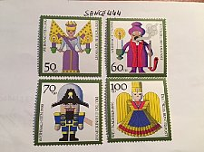 Buy Germany Christmas mnh 1990