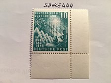Buy Germany 1949 Bundestag 10p mnh 1949