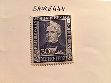 Buy Germany Charity 30+15p mnh 1949