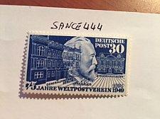 Buy Germany UPU mnh 1949