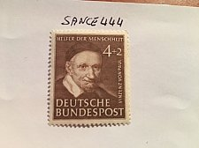 Buy Germany Charity 4+2p mnh 1951