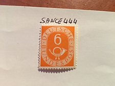 Buy Germany Definitives Posthorn 6p mnh 1951