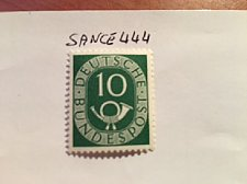 Buy Germany Definitives Posthorn 10p mnh 1951