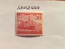 Buy Germany Helgoland mnh 1952