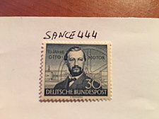 Buy Germany Otto motor mnh 1952