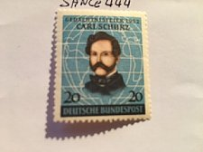 Buy Germany C. Schurz mnh 1952