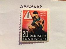 Buy Germany Traffic safety mnh 1953