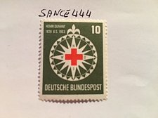Buy Germany Henri Dunant mnh 1953