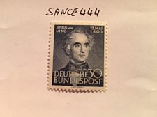 Buy Germany J. von Liebig mnh 1953