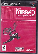 Buy Dave Mirra Freestyle BMX 2 - PlayStation 2, 2002 Video Game - COMPLETE - Good