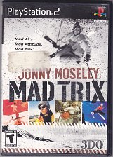 Buy Jonny Moseley Mad Trix - PlayStation 2, 2001 Video Game - COMPLETE - Very Good