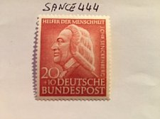 Buy Germany Charity 20+10p mnh 1953