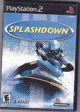 Buy Splashdown - PlayStation 2, 2001 Video Game - COMPLETE - Very Good