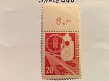 Buy Germany Transport exposition 20p mnh 1953