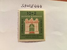 """Buy Germany Stamp Exhibition """"IFRABA"""" 10+2p mnh 1953"""