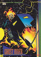 Buy Ghost Rider - 1993 Marvel Comic Trading Card #105