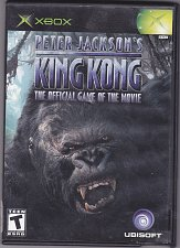 Buy Peter Jackson's King Kong - Microsoft Xbox Video Game - Very Good