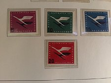 Buy Germany Lufthansa mnh 1955