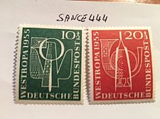 Buy Germany Westropa stamp exposition mnh 1955
