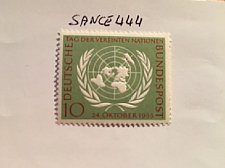 Buy Germany 10 years U.N.O. mnh 1955