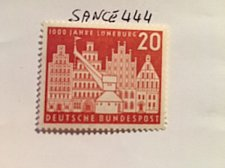 Buy Germany Luneburg mnh 1956