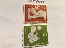 Buy Germany Youth mnh 1956