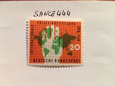 Buy Germany Police exposition mnh 1956