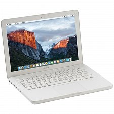 "Buy APPLE MC207/C2D/4/250 Refurbished 13"" MacBook(R)"