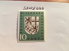 Buy Germany Saarland mnh 1957